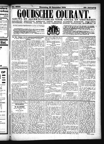 Goudsche Courant 1925-12-23