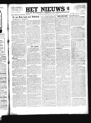 Schoonhovensche Courant 1945-12-05