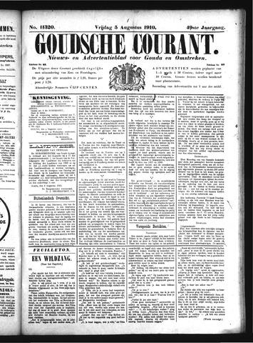 Goudsche Courant 1910-08-05