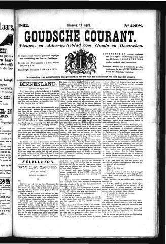 Goudsche Courant 1892-04-12