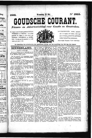 Goudsche Courant 1883-05-23