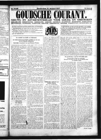 Goudsche Courant 1937-01-14