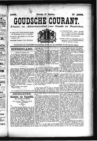 Goudsche Courant 1889-08-31