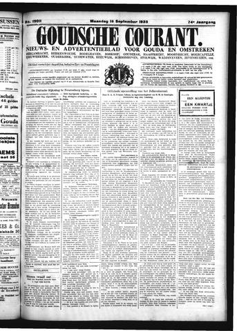 Goudsche Courant 1935-09-16