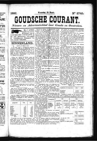 Goudsche Courant 1882-03-29