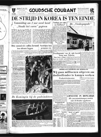 Goudsche Courant 1953-07-27