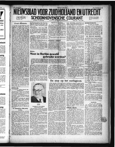 Schoonhovensche Courant 1948-07-30