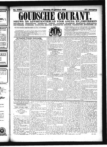 Goudsche Courant 1928-10-23