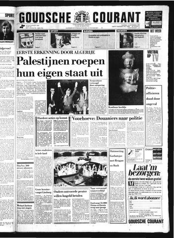 Goudsche Courant 1988-11-15