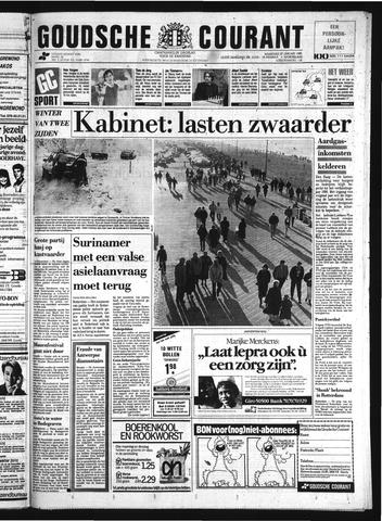 Goudsche Courant 1986-01-27