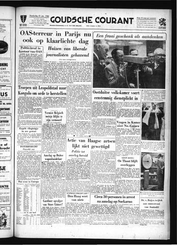 Goudsche Courant 1962-01-25