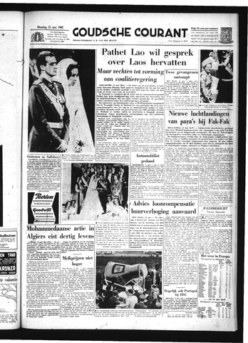 Goudsche Courant 1962-05-15