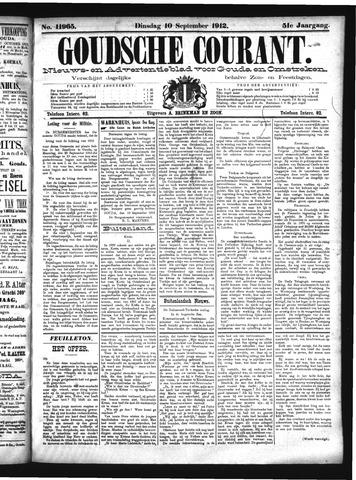 Goudsche Courant 1912-09-10
