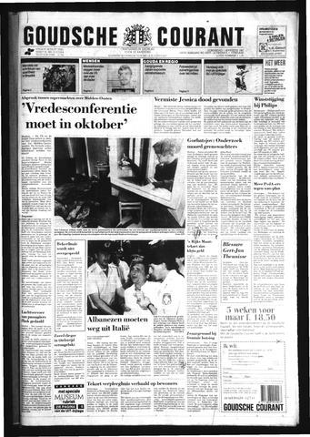 Goudsche Courant 1991-08-01