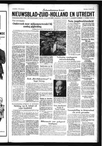 Schoonhovensche Courant 1967-10-09