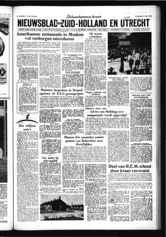 Schoonhovensche Courant 1964-05-18