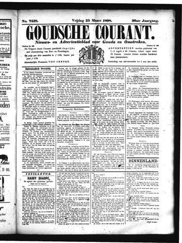 Goudsche Courant 1898-03-25