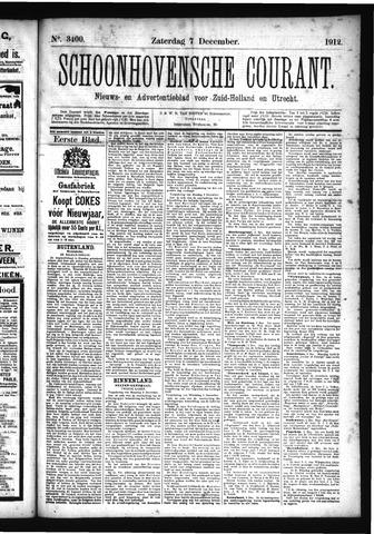 Schoonhovensche Courant 1912-12-07