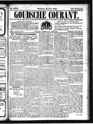 Goudsche Courant 1919-06-16