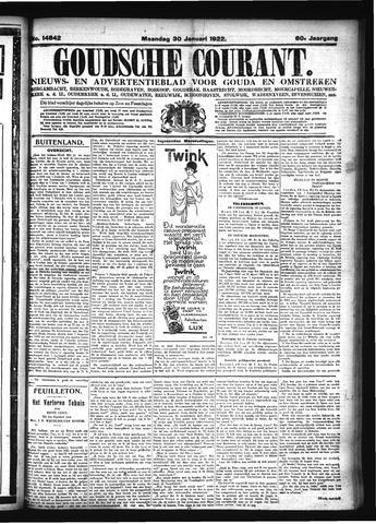 Goudsche Courant 1922-01-30
