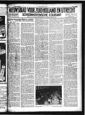 Schoonhovensche Courant 1942-04-27
