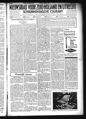 Schoonhovensche Courant 1934-01-12