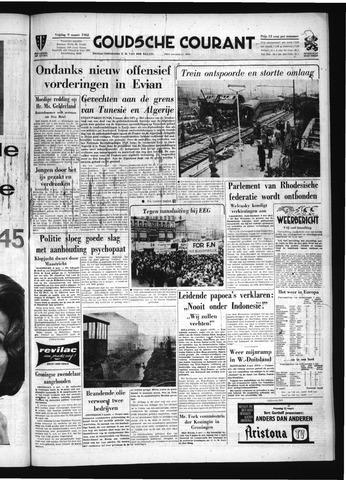 Goudsche Courant 1962-03-09