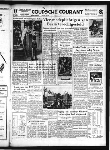 Goudsche Courant 1956-05-30
