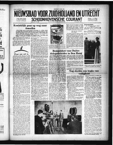Schoonhovensche Courant 1952-04-02