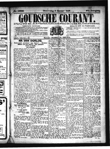 Goudsche Courant 1919-01-02