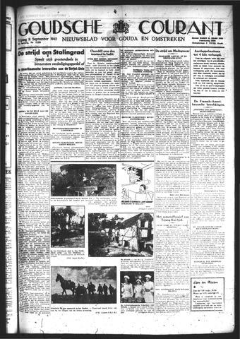 Goudsche Courant 1942-09-11