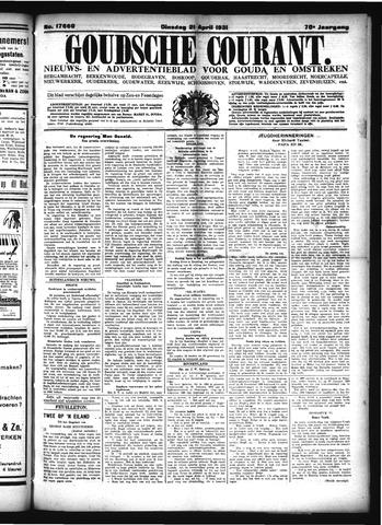 Goudsche Courant 1931-04-21