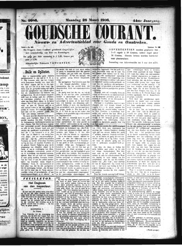 Goudsche Courant 1906-03-26