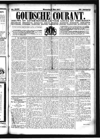 Goudsche Courant 1927-05-09