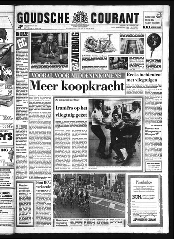 Goudsche Courant 1985-08-24