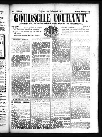 Goudsche Courant 1907-02-15
