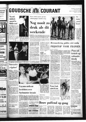 Goudsche Courant 1969-08-11