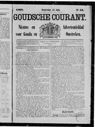 Goudsche Courant 1862-07-24
