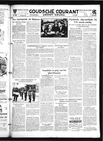 Goudsche Courant 1950-05-17