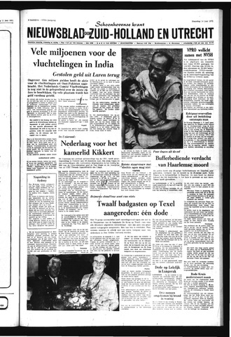 Schoonhovensche Courant 1971-06-14