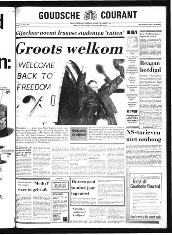 Goudsche Courant 1981-01-21