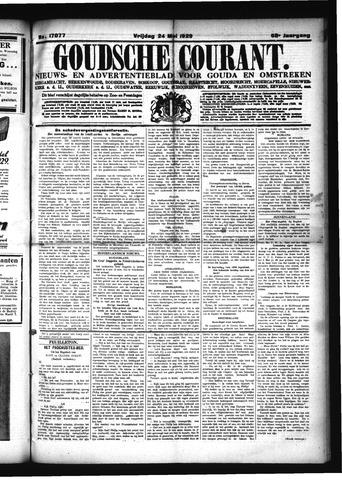 Goudsche Courant 1929-05-24