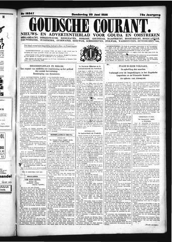 Goudsche Courant 1936-06-25