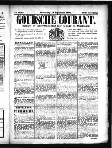 Goudsche Courant 1895-09-18