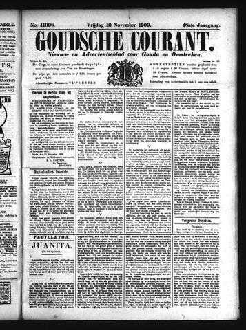 Goudsche Courant 1909-11-12