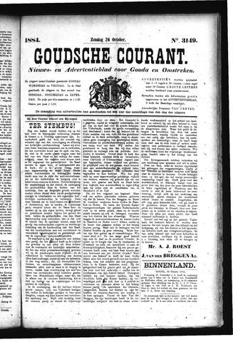 Goudsche Courant 1884-10-26