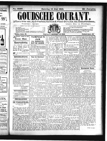 Goudsche Courant 1913-06-14