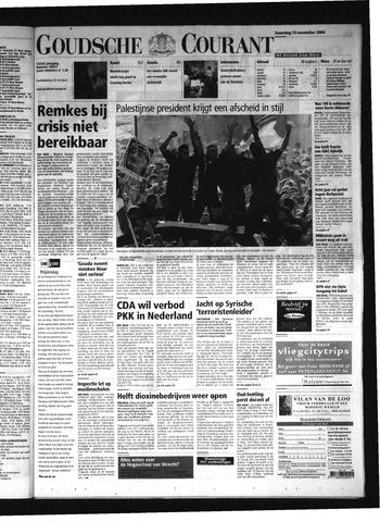 Goudsche Courant 2004-11-13