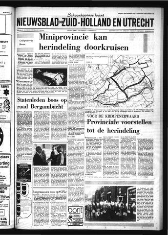 Schoonhovensche Courant 1975-11-28