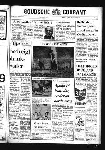 Goudsche Courant 1972-04-22